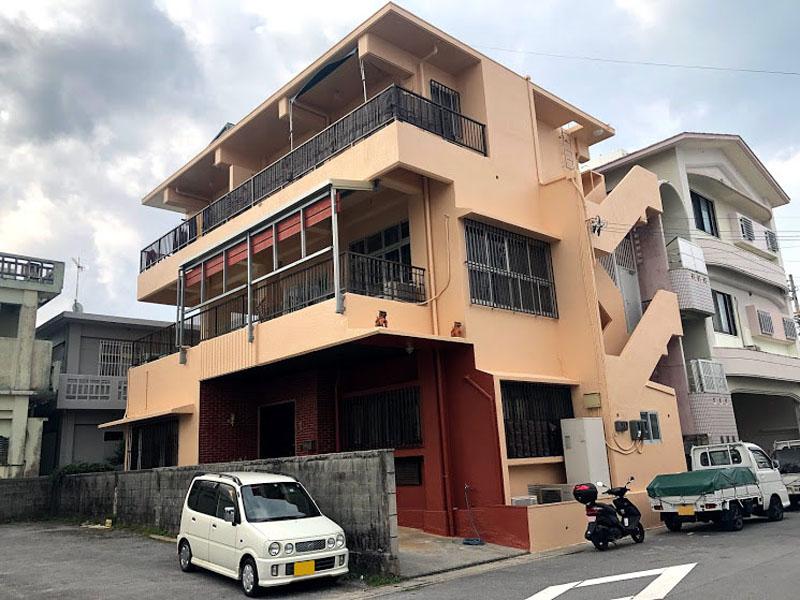 外壁塗装・遮熱防水工事後の糸満市K邸1