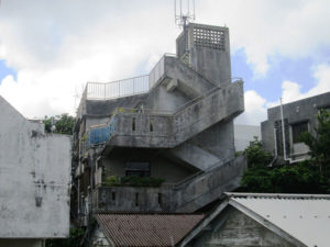 塗装前の沖縄県那覇市N邸