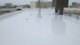 沖縄に最適な遮熱防水工事
