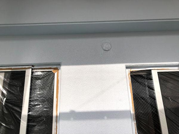 那覇市Oアパート様の上塗り2