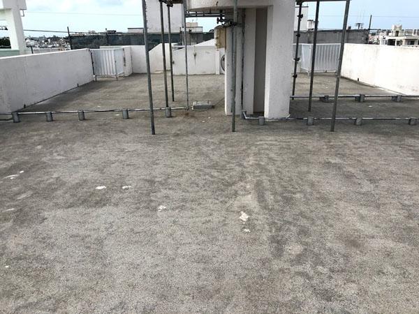 沖縄県那覇市Nアパート様の高圧水洗浄工事後
