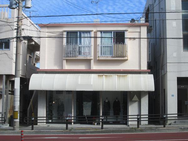外壁塗装前の沖縄県宜野湾市I様