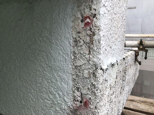 沖縄県那覇市M様の不必要な鉄部、金物類撤去。