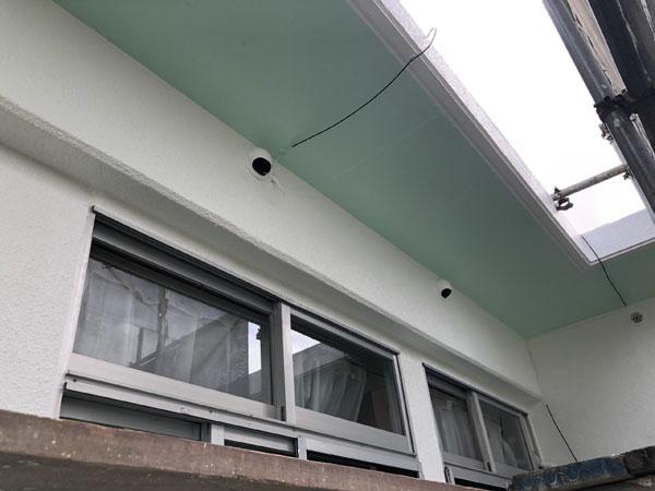 沖縄県南城市Y様の水性ラジカル制御形パーフェクトトップ上塗り完了。