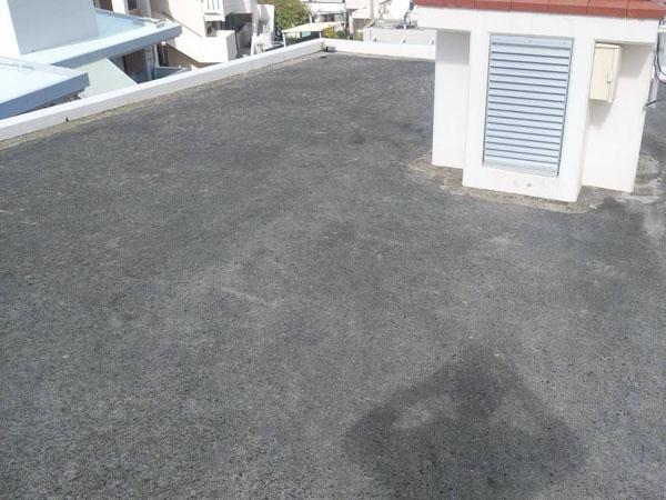 沖縄県浦添市M様の高圧水洗浄工事。