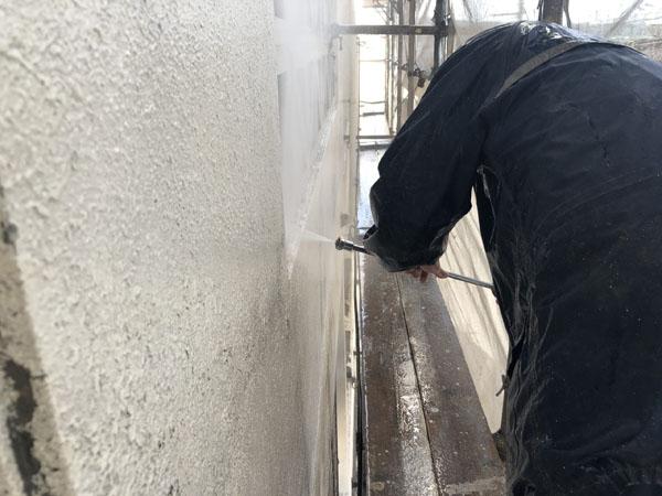 沖縄県八重瀬町N様の高圧水洗浄工事
