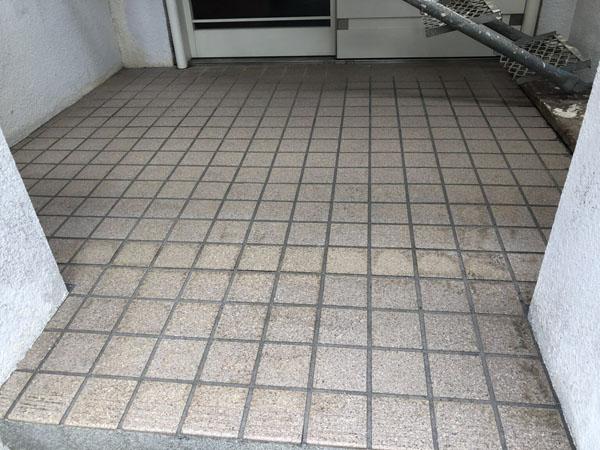 沖縄県浦添市H邸の高圧水洗浄工事後