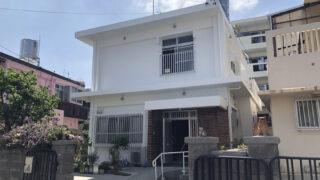 外壁塗装後の沖縄県那覇市G邸