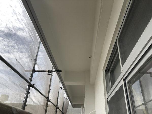 沖縄県南城市M邸の外壁塗装完了。