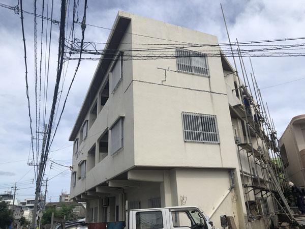 沖縄県浦添市Mアパート様